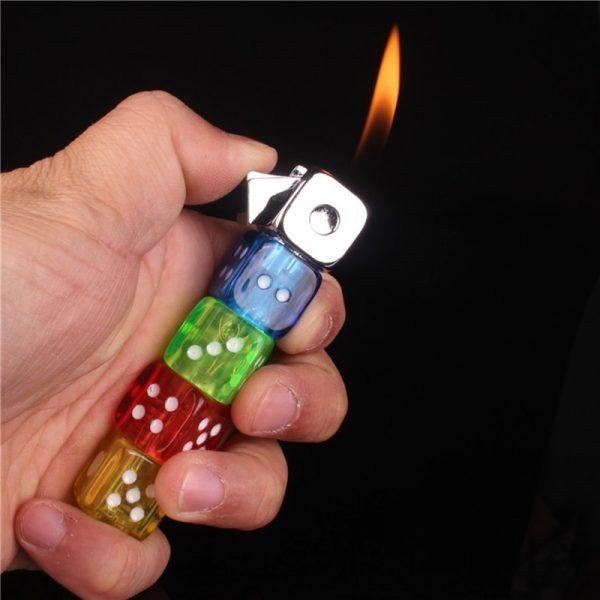 LED Dice Lighter