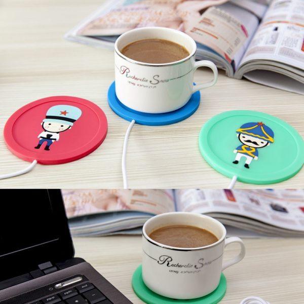 USB Cup Warmer Pad