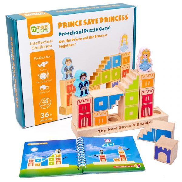 Prince Save Princess Game