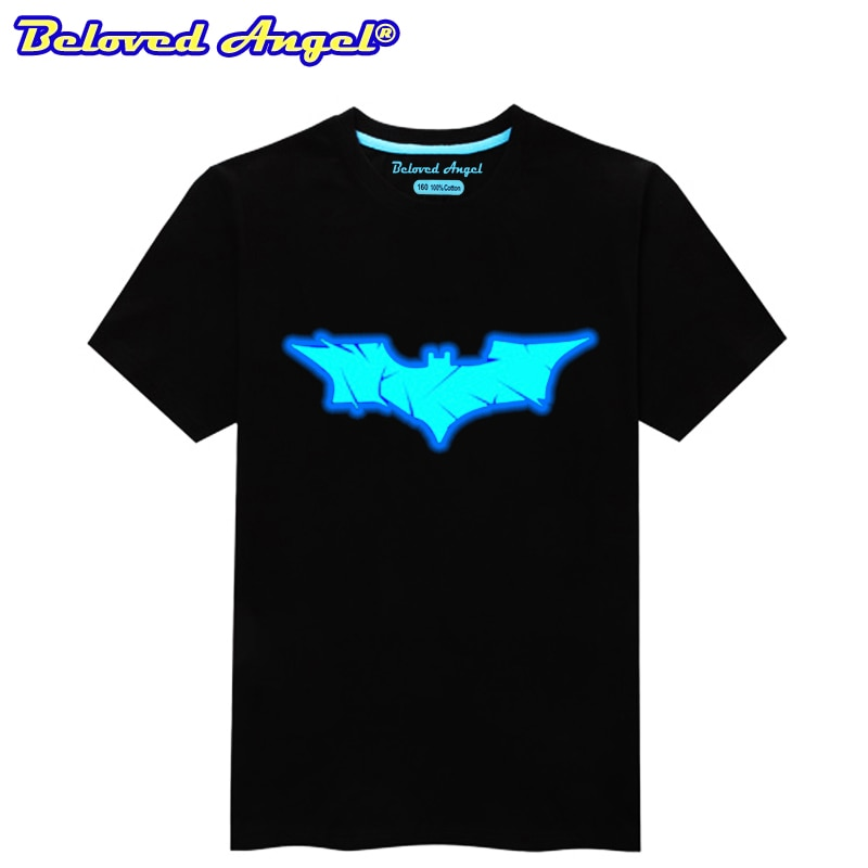 Boys Luminous Printed Tee