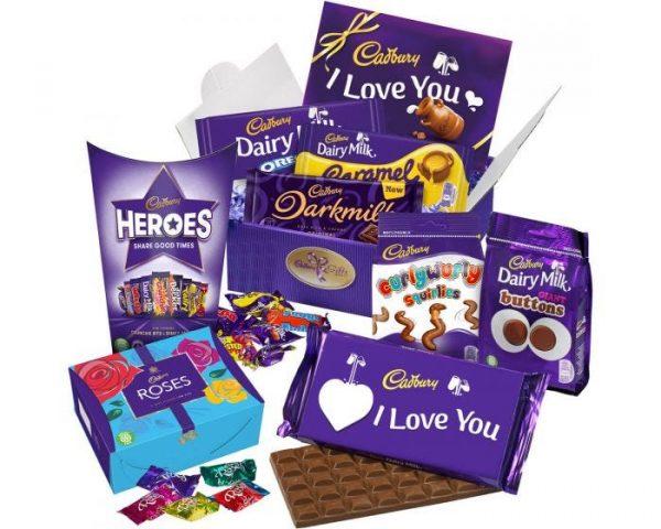 CADBURY LOVE YOU CHOCOLATE GIFT