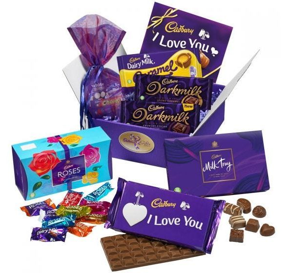 CADBURY VALENTINE'S DAY CHOCOLATE GIFT
