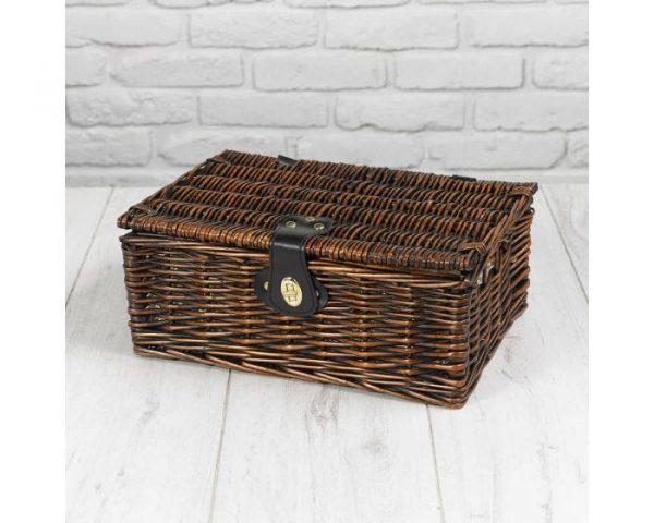 Cadbury valentine's chocolate basket