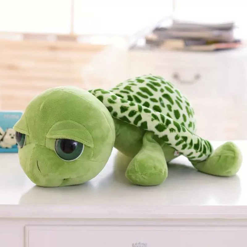 Big Eyes Turtle Plush Toys