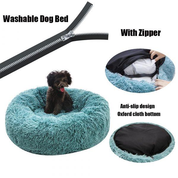 Dog Bed Zipper