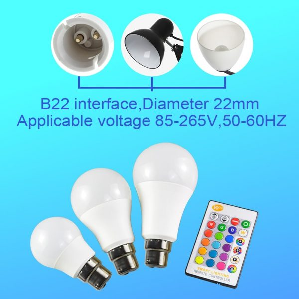 Specifications Lighting Bulb