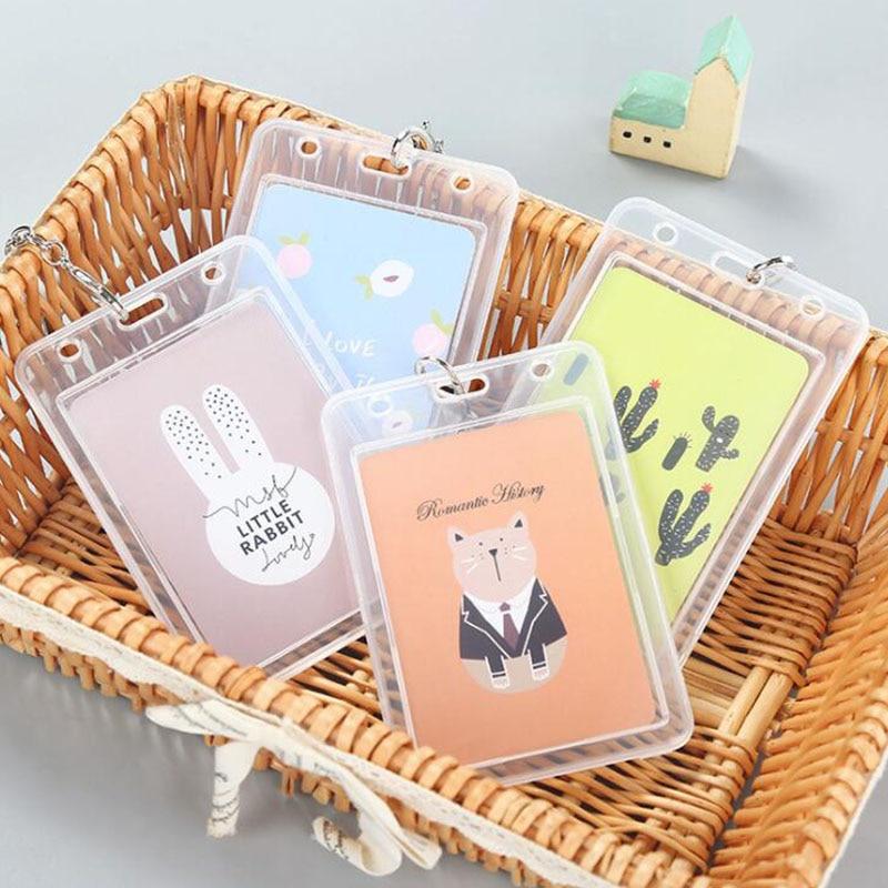 Cute Acrylic Card Holder