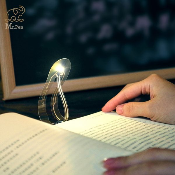 Bookmark with Led Light rushbazaar