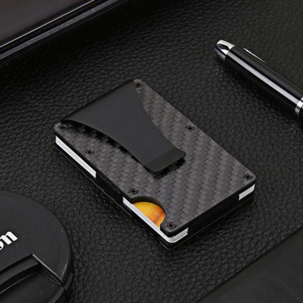 Wallet Carbon Fiber